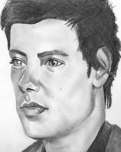 Cory Monteith por levanaa